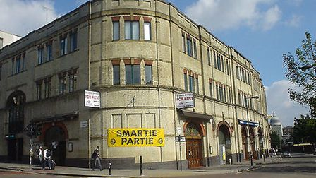 """""""Smartie Partie"""" was a Saturday club night at Turnmills from 2003 to 2008"""