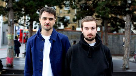 Dark Sky are headlining the Oxjam launch party at Dalston Roof Park