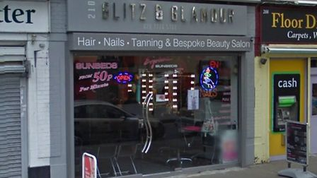 Glitz and Glamour in Essex Road, Islington. Picture: Google StreetView