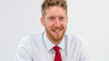 Matthew Beck is a Chartered Financial Planner Picture; Smith & Pinching