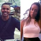 Jonathan Culverwell-Landsberg died after falling from the Archway Bridge. Right, his sister Loren Av