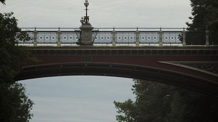 Hornsey Lane Bridge, Archway. Picture: DilettAntiquity/Flickr/Creative Commons (licence CC BY-SA 2.0
