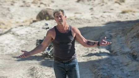 Mel Gibson in Blood Father. Picture: Warner Bros
