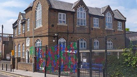 A file image of St John's Highbury Vale Primary School. A pupil was the victim of an alleged abducti