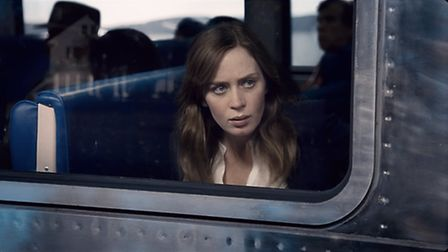 Emily Blunt in The Girl on the Train. Picture: eOne