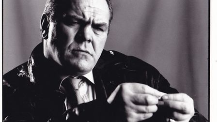 Lenny McLean was originally infamous for his aggressive behaviour