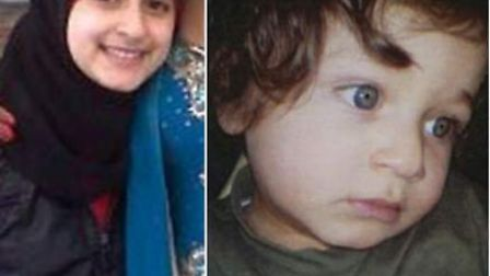 Basma and Yehya died in the blaze
