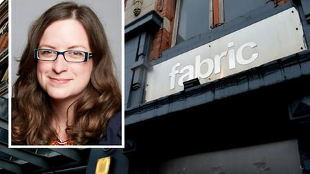 Cllr Flora Williamson received a death threat after shutting Fabric (Pictures: Polly Hancock/Islingt