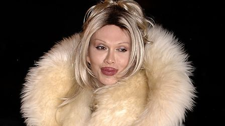 Pete Burns lived in Harlesden (Pic: PA)