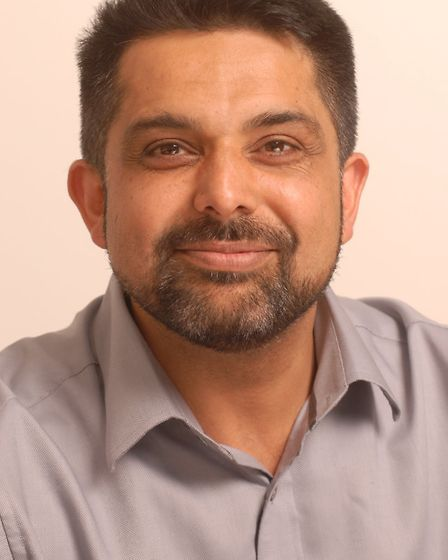 Cllr Muhammed Butt is the leader of the council