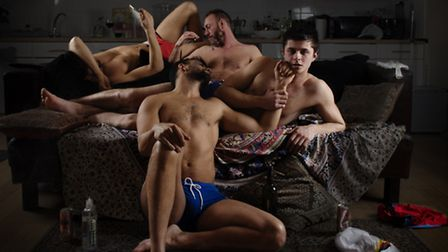 Paul Darney's 5 Guys Chillin', a play about chemsex