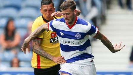 Jimmy Floyd Hasselbaink believes Ben Gladwin (right) has a lot more to offer.