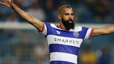 Sandro was sent off during QPR's under-23 match against Millwall on Monday.