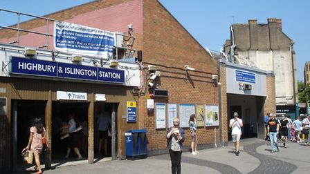 Highbury and Islington station. Picture: Julian Walker/Flickr (CC BY-NC-ND 2.0)