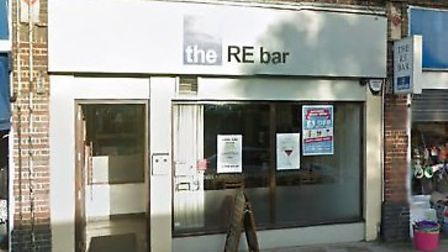 Mr Hanson was murdered in the RE bar in Eastcote (Pic credt: Google)