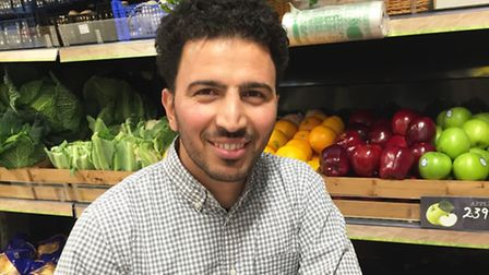 The store is managed by award-wnning grocer Mehmet Guzel