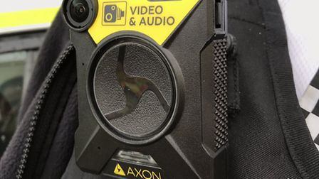 Police in Brent have started wearing body-worn cameras
