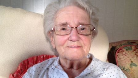 Gwen Richardson has had an award named after her at Northwick Park Hospital