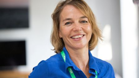 Dr Claire Taylor has won two awards