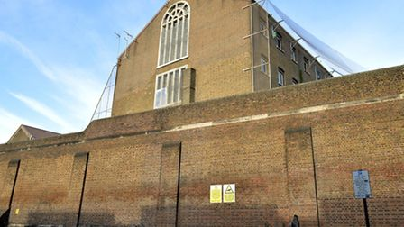 A 23-year-old prisoner has died at HMP Pentonville. Picture: Polly Hancock