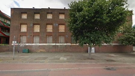 The building is on Edgware Road in Dollis Hill (Pic: Google)