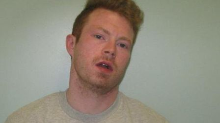 Matthew Baker escaped from Pentonville Prison. Picture: Met Police
