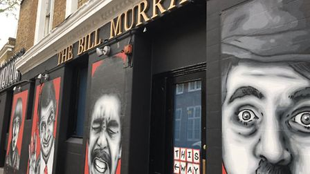 The Bill Murray is set to open