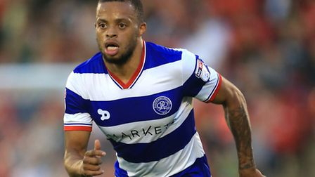 QPR midfielder Jordan Cousins has given his full backing to manager Jimmy Floyd Hasselbaink. (Pictur