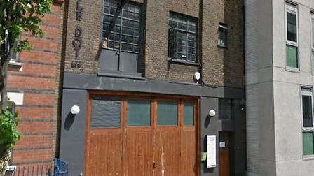 The Invisible Dot in Norrthdown Street. Picture: Google Maps