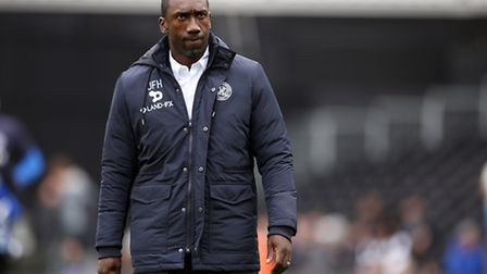 Jimmy Floyd Hasselbaink lasted just 11 months in charge of Queens Park Rangers.