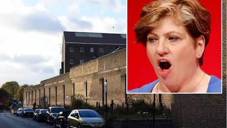Islington South and Finsbury MP Emily Thornberry: 'Gangs have been controlling the Pentonville Priso