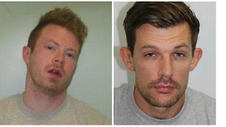 Matthew Baker and James Whitlock escaped from Pentonville Prison using diamond tipped cutting equipm