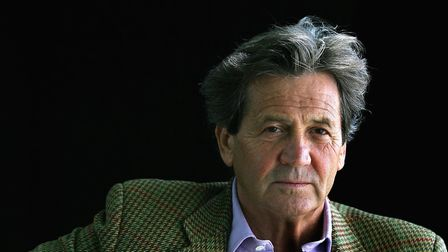 British broadcaster, critic and novelist Melvyn Bragg. Photograph: Colin McPherson/Corbis via Getty