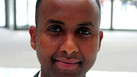 Cllr Harbi Farah is Brent Council's cabinet member for housing,