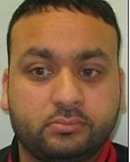 Mohammed Zubair Jami was jailed for five years