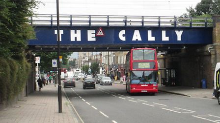 A file image of the Cally. Picture: Matt Brown/Flickr/Creative Commons licence CC BY 2.0