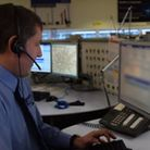 A 999 call handler Picture: MPS