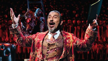 The Screwtape Letters. Picture: Joan Marcus