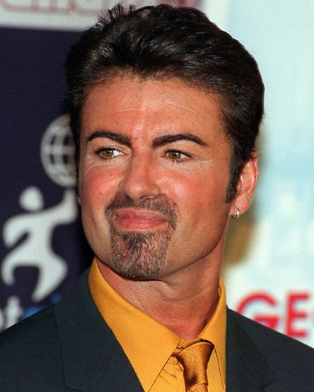 George Michael in September 1999. Picture: Michael Stephens/PA Wire