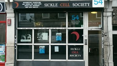 The service was provided by the Sickle Cell Society