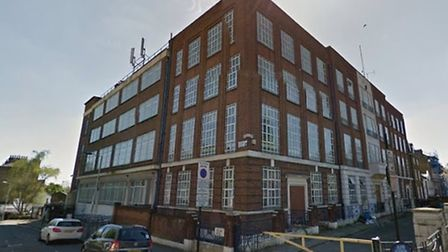 The government plans to turn Ladbroke House into a free school with more than 1,000 pupils.