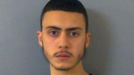 Adam Naili has been jailed for four years (Pic: Thames Valley Police)