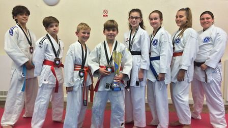 Karate club the Veras Academy uses the Ringcross Community Centre - but now fears it will have to fi