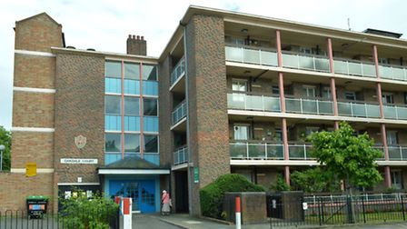 Demi was uncomfortable about returning home to her council flat in Oakdale Court, an inquest into he