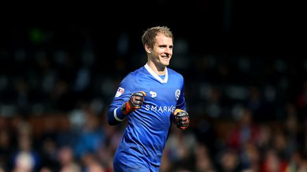 QPR want to tie Alex Smithies down to a new long-term deal at Loftus Road (Pic: PA).