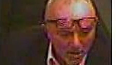 The man sought by police after a sexual assault on the 341 bus in Islington Green. Picture: Met Poli