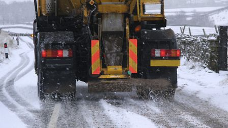 The council will grit one in five roads in the borough