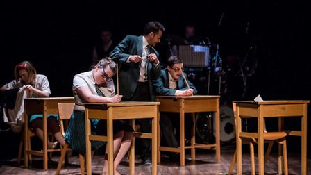 Theatre Re present The Nature of Forgetting. Picture: Richard Davenport