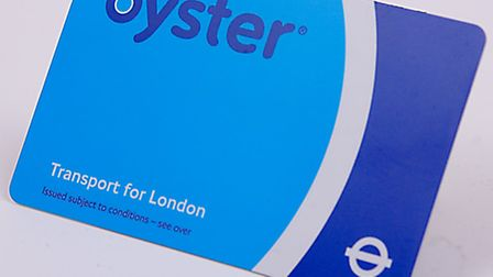 An Oyster Card machine has been installed at Brent Cross bus station