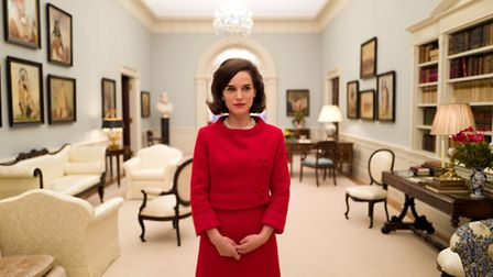 Natalie Portman as Jackie Kennedy in Jackie. Picture Entertainment One